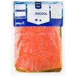 Metro Chef cutting light-salted fish salmon 300g