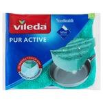 Губка Vileda Pur Active кухонная для посуды 2шт