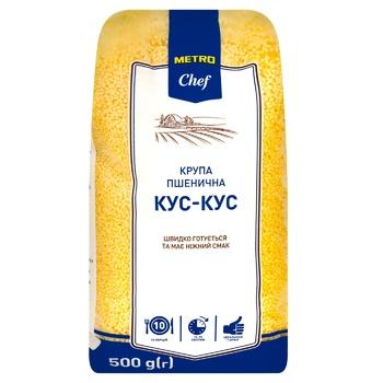 Крупа Metro Chef Кус-кус пшеничная 500г