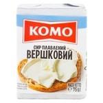 Сир плавлений Комо Вершковий 40% 75г