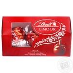 Lindt Lindor Milk chocolate candy`s 37g