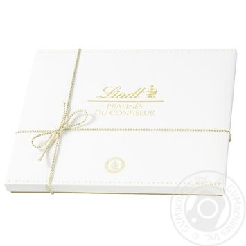Candy Lindt chocolate 500g in a box - buy, prices for Novus - image 1