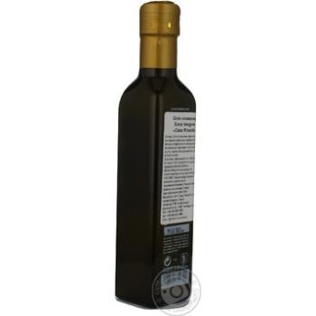 Олія оливкова Exstra Virgin Casa Rinaldi 250мл - купить, цены на Novus - фото 3