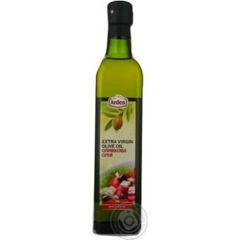 Олія оливкова Arden Extra Virgin для салату 500мл