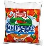 Йогурт Злагода персиковый 1.5% 400г
