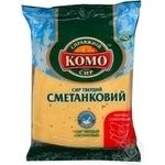 Komo Cheese Smetankovyi 50% slices 270g