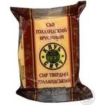 Cheese dutch Club syru hard 45% 225g vacuum packing Ukraine