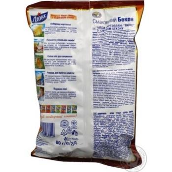 Чипсы Люкс со вкусом бекона 71г - купить, цены на Восторг - фото 3