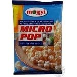 Snack Mogyi for a microwave stove 100g Hungary
