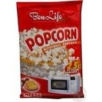 Snack Bonlife with cheese for a microwave stove 100g Spain