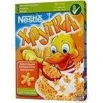 Сухой завтрак Хрутка кукурузная 225г картонна коробка Россия