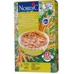Каша Нордик 4 вида зерновых моментального приготовления 6 пакетиков 210г Финляндия