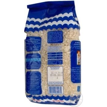 Рис Веселый Кок длиннозерный шлифованный 1000г - купить, цены на МегаМаркет - фото 2