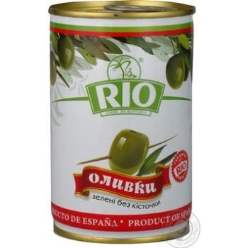 Оливки Ріо зелені б/кіст.з/б 300г - купити, ціни на CітіМаркет - фото 6