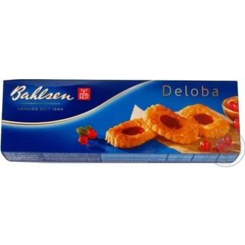 Печенье Бальзен Делоба 100г Германия - купить, цены на Novus - фото 2