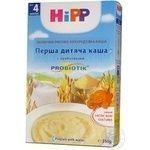 Milk rice-corn porridge HiPP with prebiotics for 4+ months babies 250g