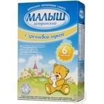 Смесь молочная Малыш Истринский с гречневой мукой сухая последующая частично адаптированная для детей с 6 месяцев 350г Россия
