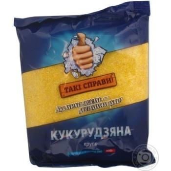 Groats Taki spravy 800g Ukraine