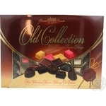 Candy Biscuit-chocolate Sponge cake chocolate with biscuit 410g in a box Ukraine