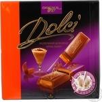 Шоколад молочний крем-лікер Dolci 180г