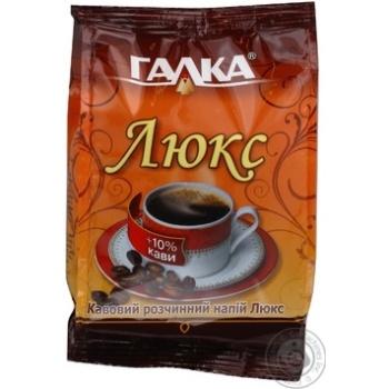 Скидка на Напиток кофейный Галка Люкс с экстрактом из корня цикория