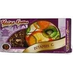 Tea Chaina kraina fruit fruit loose 50g Ukraine