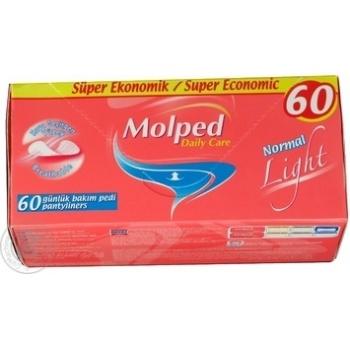 Прокладки Molped Everyday Freshness щоденні 60шт