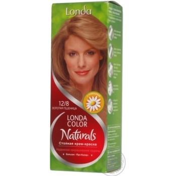 Фарба для волосся Londa Trend Сolor Naturals 12/8 Золота Пшениця