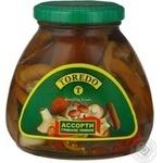 Mushrooms milk mushroom Toredo pickled 314g glass jar China
