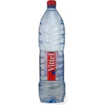 Вода Vittel минеральная негазированная 1,5л - купить, цены на Фуршет - фото 2