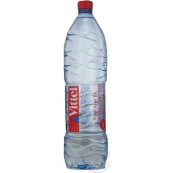 Вода Vittel минеральная негазированная 1,5л - купить, цены на Фуршет - фото 3