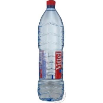 Вода Vittel минеральная негазированная 1,5л - купить, цены на Фуршет - фото 5