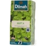 Tea Dilmah with berries black packed 25pcs 37.5g Sri-lanka
