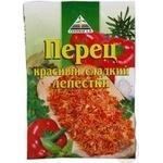 Приправа Cykoria Sa Перец красный сладкий лепестки 15г