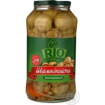 Rio Pickled Champignons 690g - buy, prices for Novus - image 1