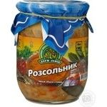Cooking base Dary laniv canned 500g glass jar Ukraine