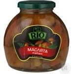 Mushrooms Rio pickled 580g glass jar - buy, prices for Novus - image 4
