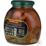 Mushrooms Rio pickled 580g glass jar - buy, prices for Novus - image 5