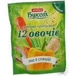 Spices Mivina 12 vegetables 75g Ukraine