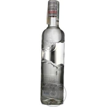 Водка Blagoff Original Premium 40% 0,5л - купить, цены на Novus - фото 2
