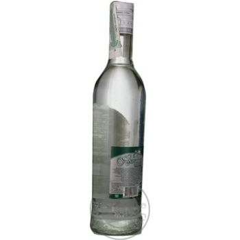 Vodka Syuz-victan Na brynkah 40% 500ml glass bottle Ukraine - buy, prices for Novus - image 2