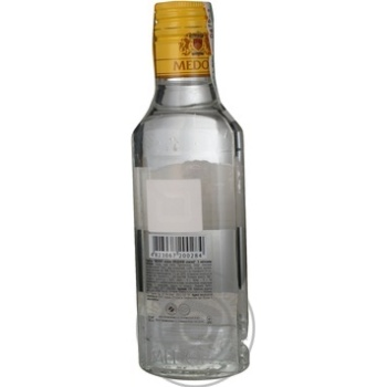 Водка Medoff Классическая Премиум 40% 0,2л - купить, цены на Фуршет - фото 4