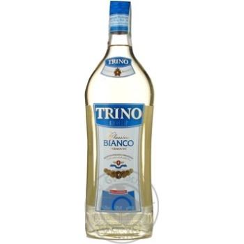 Вермут Trino Light Bianco 1л