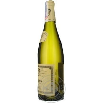 Louis Jadot Chablis white dry wine 12.5% 0.75l - buy, prices for CityMarket - photo 2