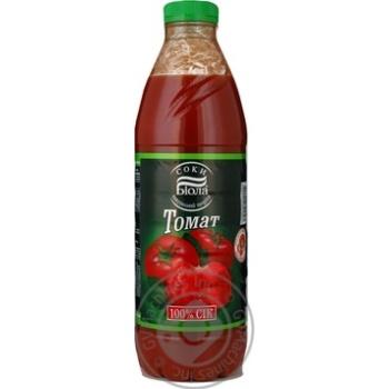 Сок Биола томатный с мякотью 1л