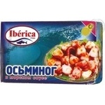 Seafood octopus Iberica olive pickled 120ml Spain