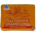 Spread Rud sweet cream 72.5% 200g Ukraine