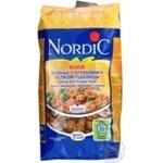 Макароны фигурки Нордик пшеничный с отрубями 500г полиэтиленовый пакет Финляндия