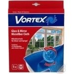 Napkins Vortex microfibra for mirrors 1pc