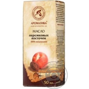 Олія Ароматика персикових кісточок 50мл - купити, ціни на Ашан - фото 2